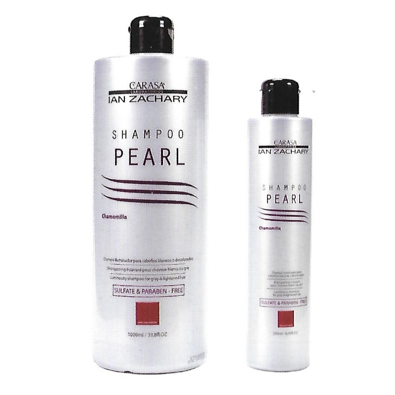 Shampooing PEARL cheveux gris 1 L