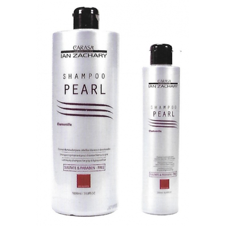 Shampooing PEARL cheveux gris 250 ml